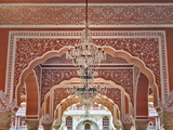 City Palace, Jaipur, India Photographic Print by Adam Jones