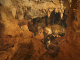 Wonder Cave, South Africa, World Heritage Site, Cradle of Humankind Photographic Print by Tim Hauf