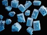 Salt (Nacl) Crystals, SEM X30 Photographic Print by Richard Kessel