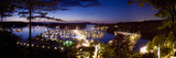 Twilight View of Roche Harbor, Washington, USA Photographic Print by Paul Andrew Lawrence