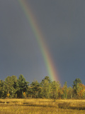 Rainbow Photographic Print by John & Barbara Gerlach