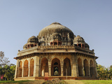 Tomb of Mohammed Shah, Lodhi Gardens, New Delhi, India Photographic Print by Adam Jones
