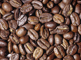 Colombian Supremo Coffee Beans Photographic Print by Ken Lucas