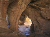 Cave in Matjiesrivier Nature Reserve, Cederberg Wilderness, South Africa Photographic Print by Tim Hauf