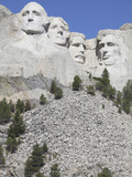 Mount Rushmore National Memorial, South Dakota, USA Photographic Print by Richard Roscoe