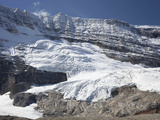 Glacier and Headwall, Yoho National Park, British Columbia, Canada Photographic Print by Marli Miller