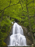 Moss Glen Falls, Granville, Vermont, USA Photographic Print by Robert Servranckx