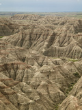 Badlands, South Dakota, USA Photographic Print by Joe McDonald