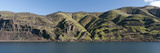 Ortley Fault Offests of the Columbia River Basalts Photographic Print by Joe McDonald