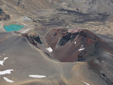 Red Crater, Tongariro Volcano, New Zealand Photographic Print by Richard Roscoe