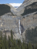 Takakkaw Falls in Yoho National Park Falls Photographic Print by Marli Miller