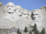 Mount Rushmore National Memorial, South Dakota, USA Photographic Print by Richard Roscoe