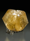 Calcite, Denton Mine Calcite Is a Carbonate Mineral Photographic Print by Mark Schneider