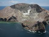 White Island Volcano, New Zealand Photographic Print by Richard Roscoe