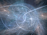 Artist&#39;s Concept of String Theory Photographic Print by Carol &amp; Mike Werner