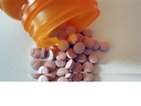 Prandin a Prescription Medication That Helps People with Type 2 Diabetes Photographic Print by Carol & Mike Werner