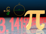 Various Aspect of Pi Photographic Print by Carol & Mike Werner