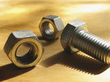 Nuts and Bolts Photographic Print by Carol & Mike Werner