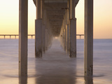 The Ocean Beach Pier Photographic Print by Patrick Smith