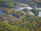 Big Manistee River, Michigan, USA Photographic Print by Jeffrey Wickett