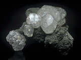 Calcite Photographed under Normal White Light, Russia Photographic Print by Mark Schneider