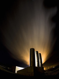 Reykjanes Geothermal Power Plant, Iceland Photographic Print by Skarphedinn Thrainsson