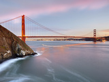 Golden Gate Bridge, San Francisco, California, USA Photographic Print by Patrick Smith