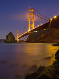 The Color of the Golden Gate Bridge Photographic Print by Patrick Smith