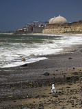 San Onofre Nuclear Generation Station Near San Clemente, California Photographic Print by  GIPhotoStock