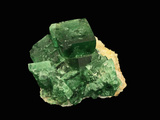 Fluorite, Frosterley, Durham, England, Specimen Courtesy Jmu Mineral Museum Photographic Print by  Scientifica