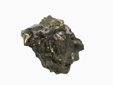 Tetrahedrite with Quartz and Chalcopyrite, Peru Photographic Print by  Scientifica