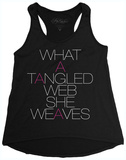 Juniors: Pretty Little Liars - Tangled Web T-shirts