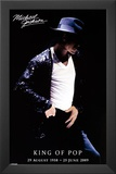 Michael Jackson - King of Pop Posters
