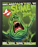 Ghostbusters Movie (Slime Zone) Poster Print Prints