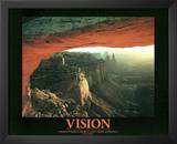 Vision (Canyon) Posters