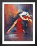 Tango Nuevo II Prints by Pedro Alverez