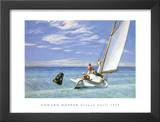 Ground Swell Prints by Edward Hopper