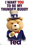Ted Thunder Buddy Prints