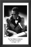 Ray Charles Poster by Ted Williams