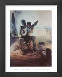 Banjo Lesson Prints by Henry Ossawa Tanner