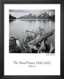 Driftwood Prints by Ansel Adams