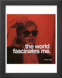 The World Print by Andy Warhol