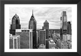 Philly Skyline Prints by Erin Clark