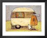 Home from Home Print by Sam Toft
