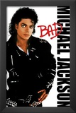 Michael Jackson Bad Album Cover Prints