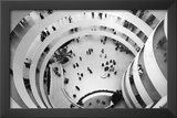 New York City Guggenheim Museum 1965 Archival Photo Poster Print Prints