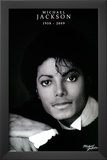 Michael Jackson - Black and White Posters