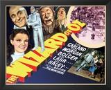Wizard Of Oz - Cast 2 Print