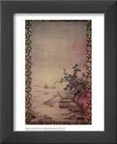 Muromachi Period Shokei Prints by Shunkei Sansui