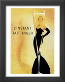 L'Instant Taittinger - Grace Kelly Wall Art